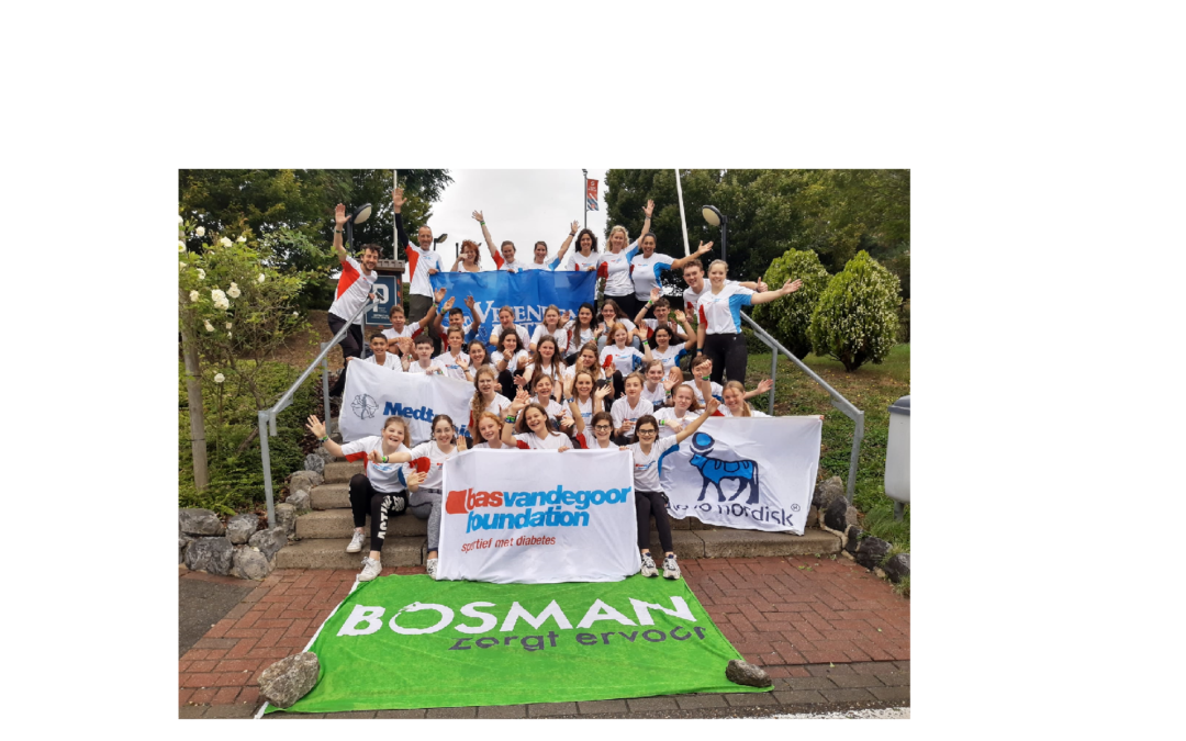 Blog: Campamentos de diabetes en los Países Bajos